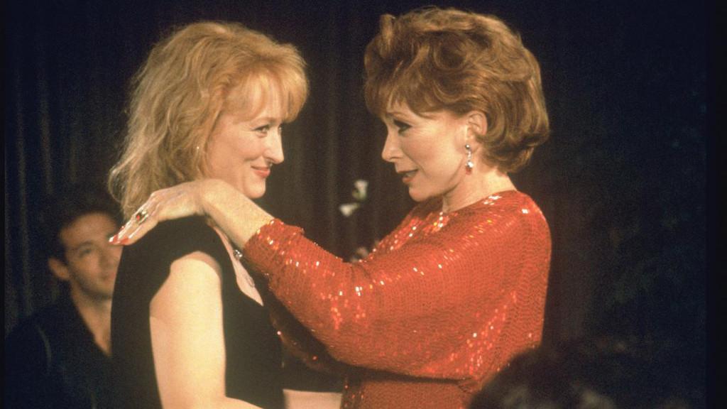 Postcards From The Edge, Meryl Streep, Shirley MacLaine