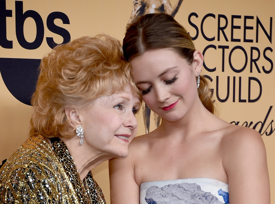 Debbie Reynolds, Billie Lourd