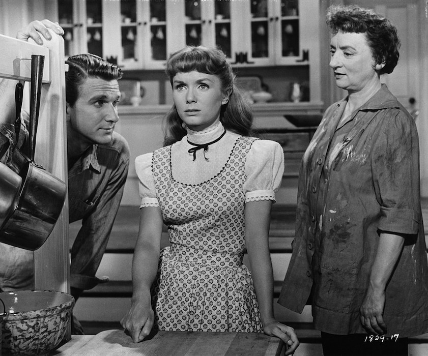 Debbie Reynolds, Tammy And The Bachelor