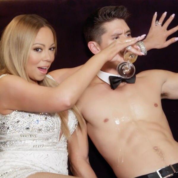 Mariah Carey slammed for New Year Eve meltdown