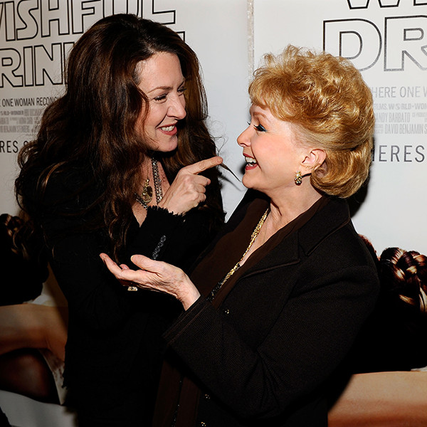 Joely Fisher, Debbie Reynolds