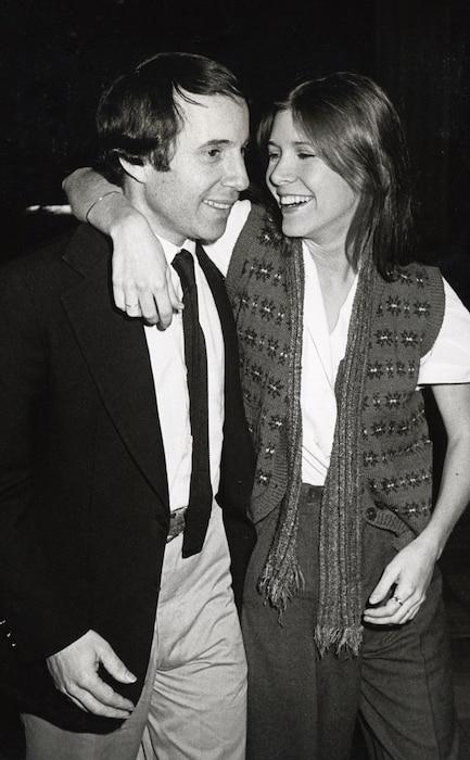 Paul Simon, Carrie Fisher