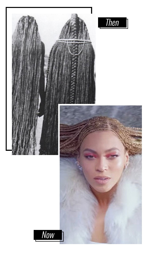 ESC: Origins of Braids, Box Braids