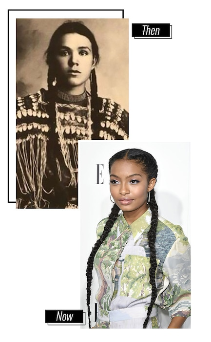 ESC: Origins of Braids, Long Braids