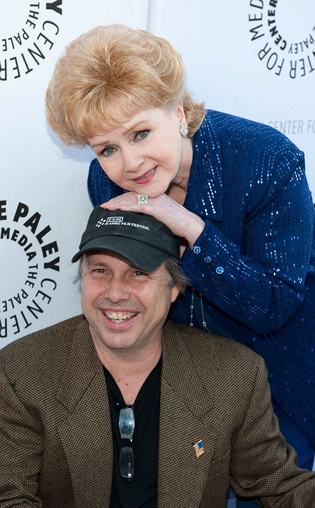 Todd Fisher, Debbie Reynolds