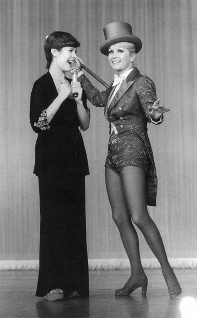 Debbie Reynolds, Carrie Fisher, Bright Lights