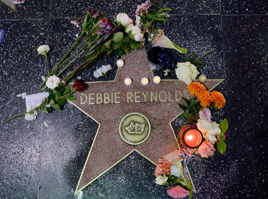 Debbie Reynolds, Star