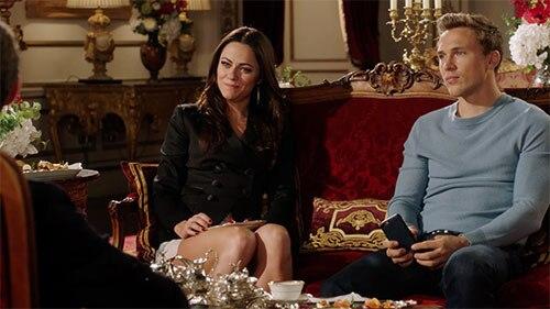 Royals, Liam