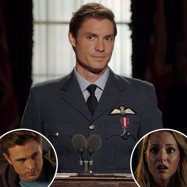 The Royals, Robert, Liam, Kathryn