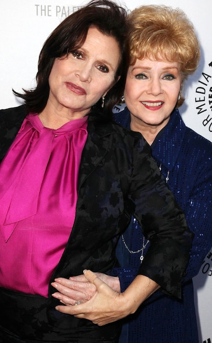 Debbie Reynolds, Carrie Fisher
