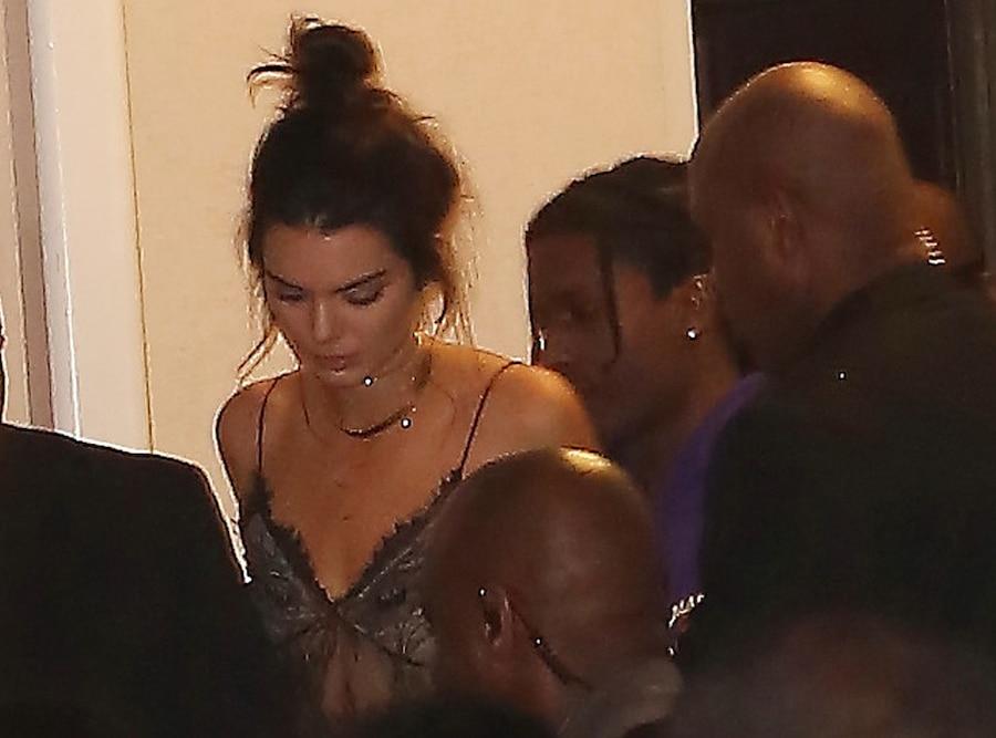 Kendall Jenner, ASAP Rocky