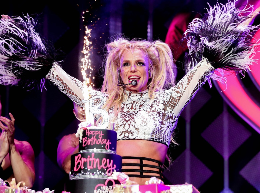 Britney Spears, Birthday