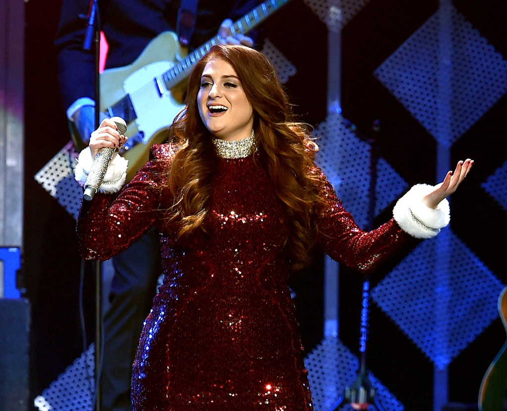Meghan Trainor, Jingle Ball 2016, Show