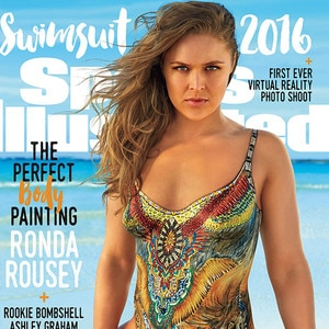 Ronda Rousey, Sports Illustrated