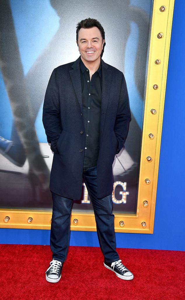 Seth MacFarlane, Sing Premiere