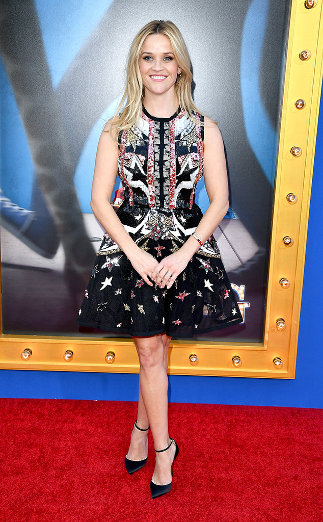 Reese Witherspoon, Sing Premiere
