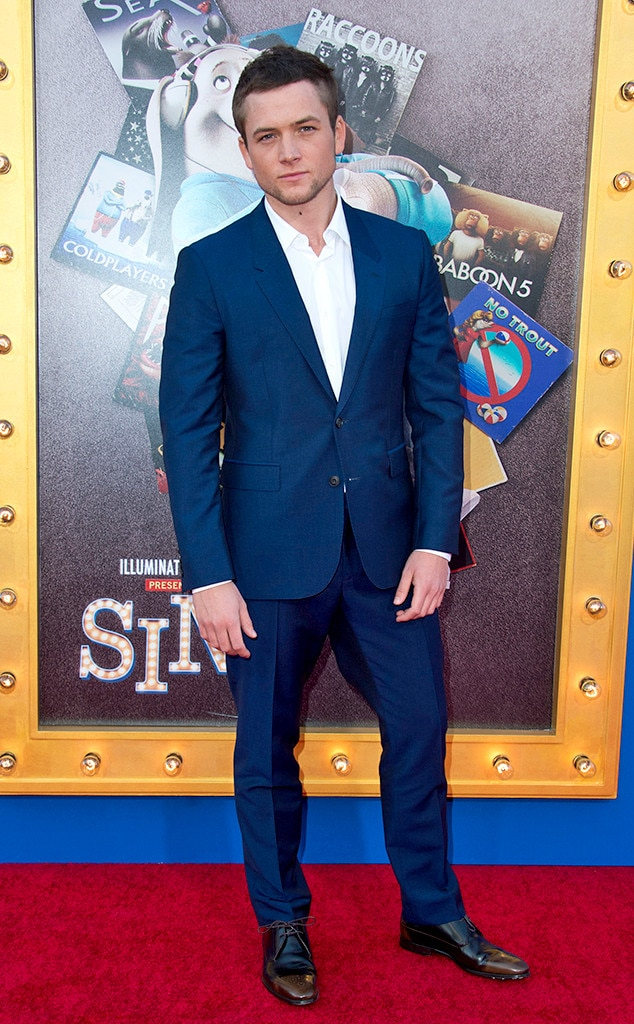 Taron Egerton Will Make You Swoon In Sing: 5 Things To Know About Your Next Celebrity Crush
