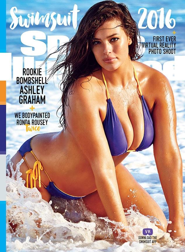 Ashley Graham, Sports Illustrated