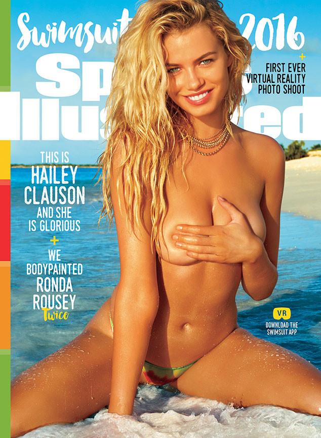 Hailey Clauson, Sports Illustrated