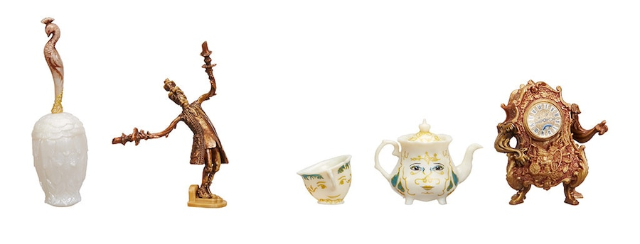 Beauty and the Beast, toys
