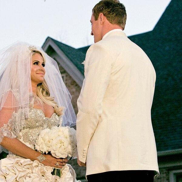 Kim Zolciak Kroy Biermann From Famous Wedding Day Blunders
