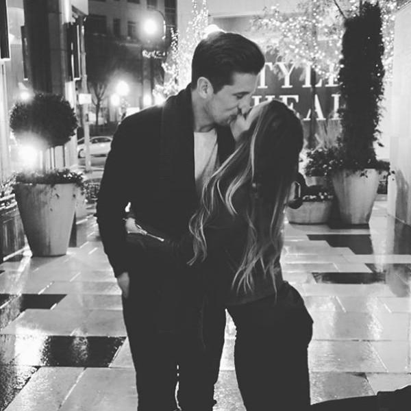 Jordan Rodgers, JoJo Fletcher, New Year's Eve 2016