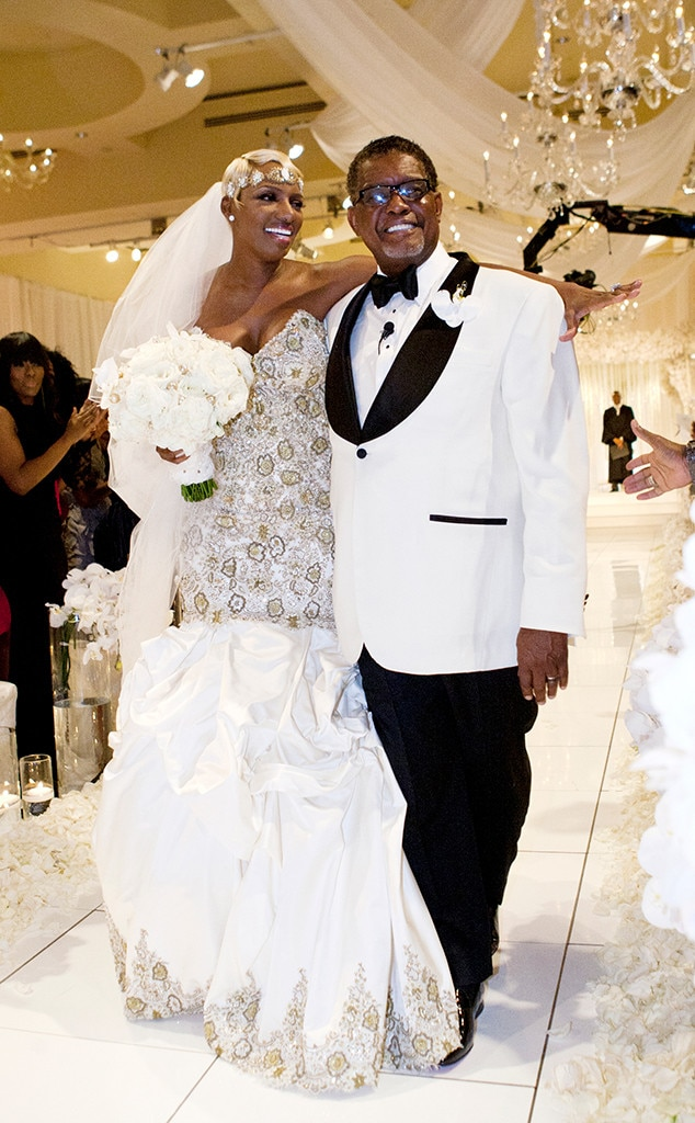 nene leakes amp gregg leakes from real housewives weddings