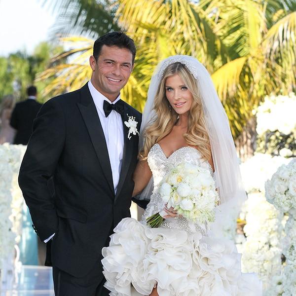 Joanna Krupa & Romain Zago From Real Housewives: Weddings