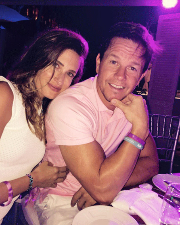 Mark Wahlberg From Stars Celebrate New Year's Eve 2016