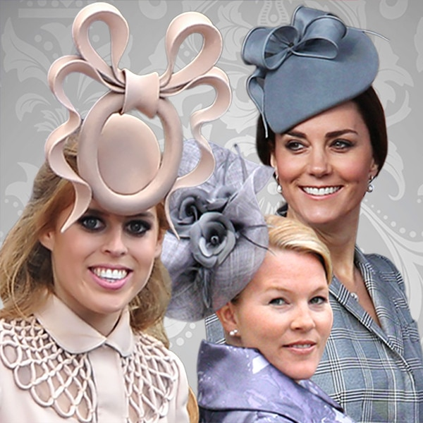 Royal Hat Collage