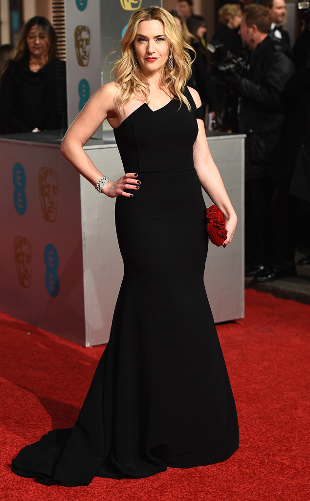 Kate Winslet, BAFTA Awards