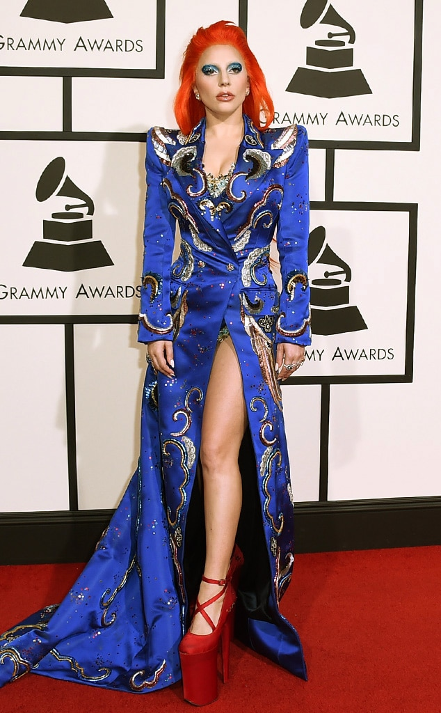 Lady Gaga, 2016 Grammy Awards