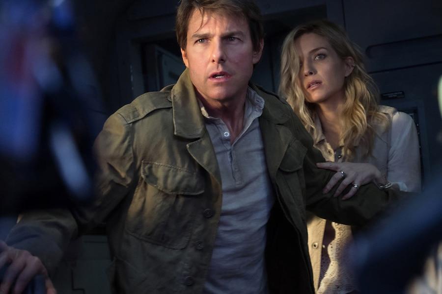 The Mummy, Tom Cruise, Annabelle Wallis