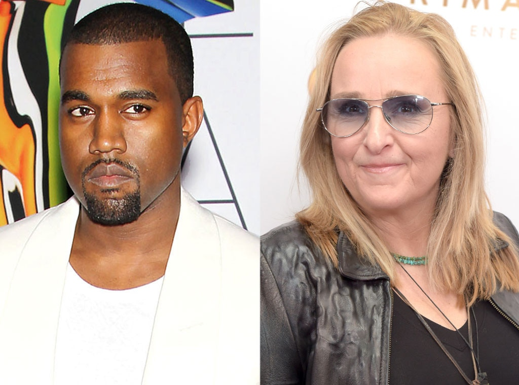 Kanye West, Melissa Etheridge