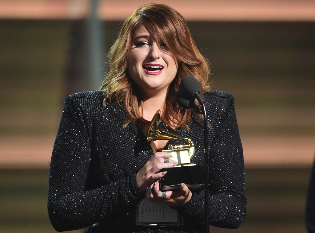 Meghan Trainor, 2016 Grammy Awards, Winners