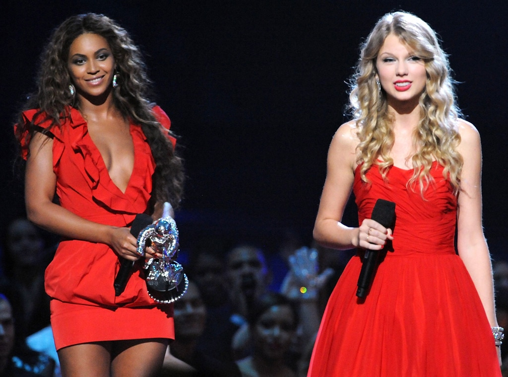 Taylor Swift, Beyonce, 2009 VMA