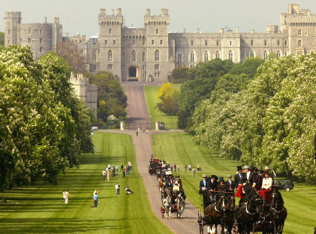 Craziest Royal Real Estate, Windsor Castle