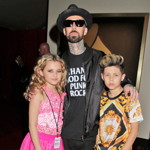 Travis Barker, 2016 Grammy Awards