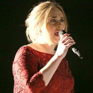 Adele, 2016 Grammy Awards, Show