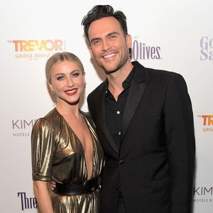 Julianne Hough, Cheyenne Jackson