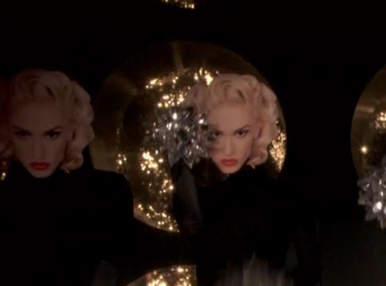Gwen Stefani Music Video Grammys