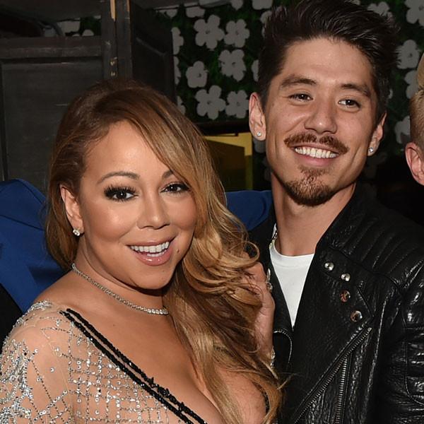 Bryan Tanaka Reveals His Favorite Mariah Carey Music Video Ever