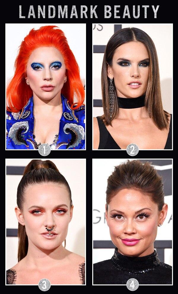 ESC Awards Grammys, Landmark Beauty