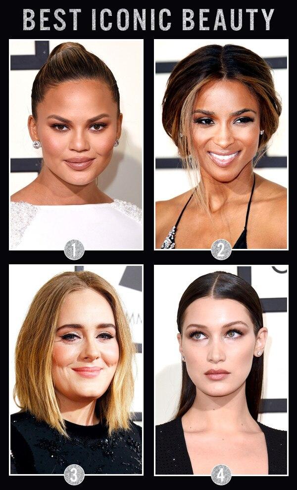 ESC Awards Grammys, Iconic Beauty