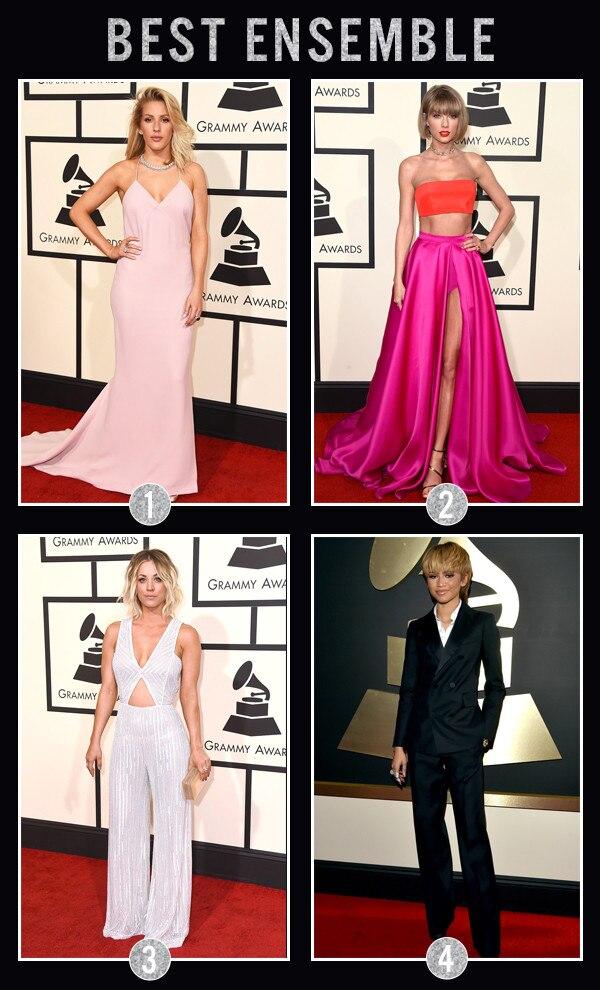 ESC Awards Grammys, Best Ensemble