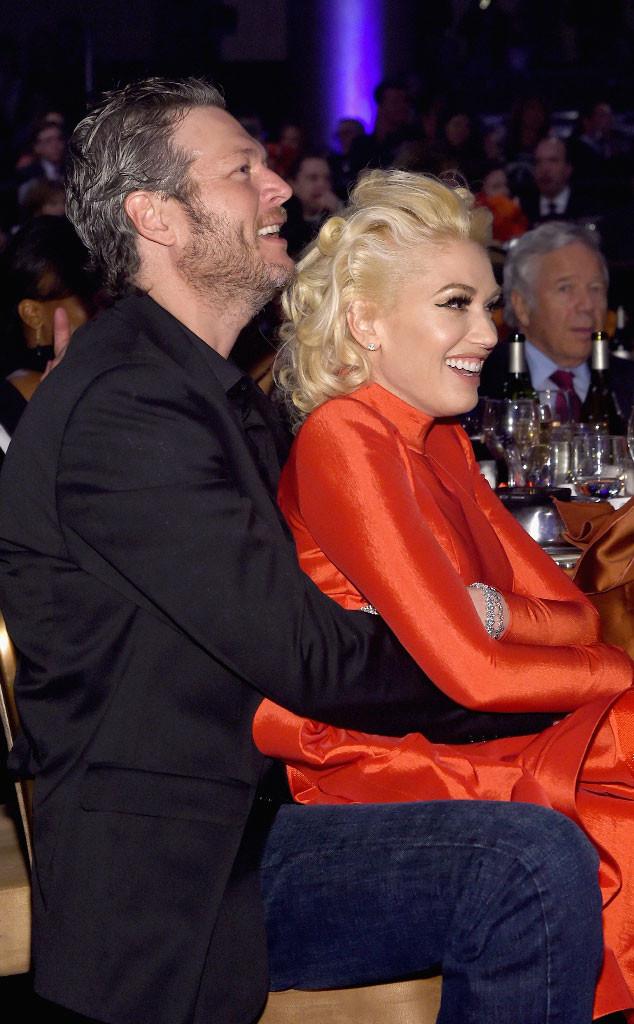 Blake Shelton, Gwen Stefani