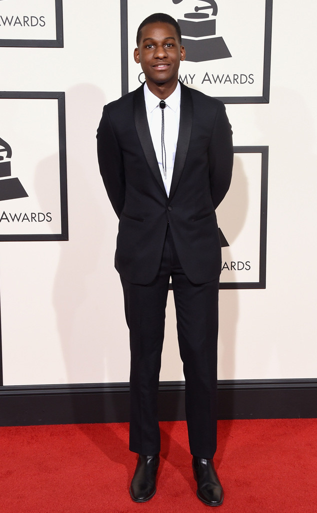 Leon Bridges, 2016 Grammy Awards