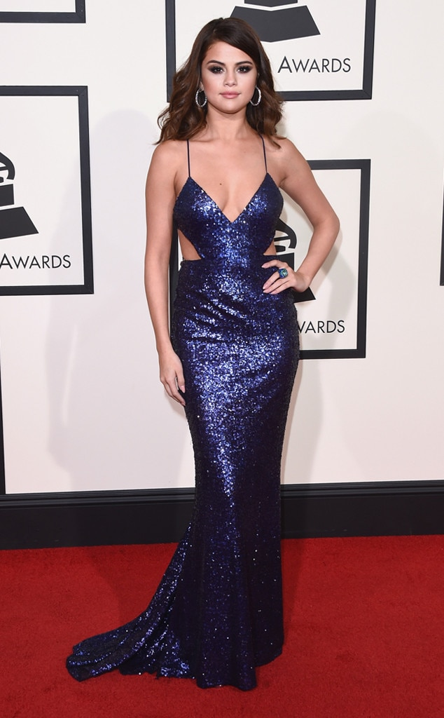 Selena Gomez, 2016 Grammy Awards