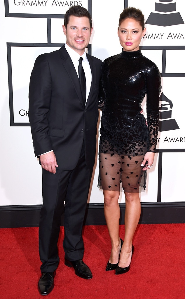 Nick Lachey, Vanessa Lachey, 2016 Grammy Awards, Couples