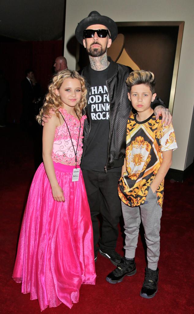 Travis Barker, 2016 Grammy Awards
